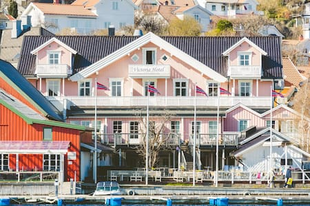apartment/suite at Victoria Hotell - Kragerø - コンドミニアム