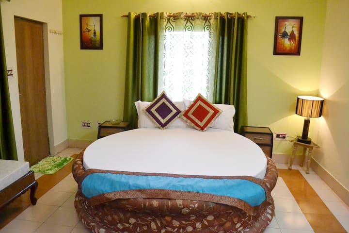 Ixora Villa studio - Mountain view - Rishikesh