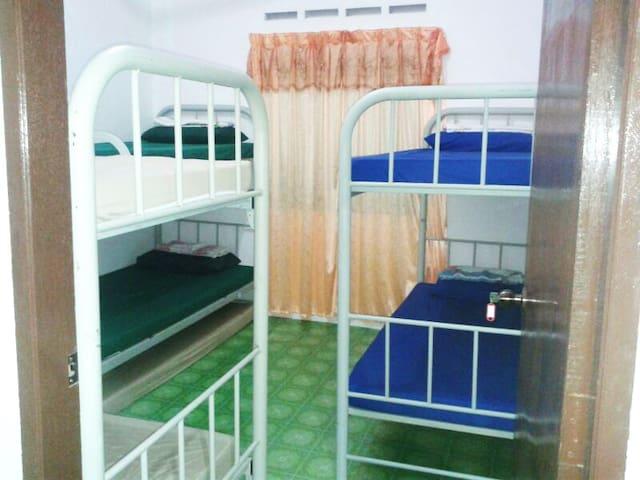 Berkat Guest House - Kuala Lipis - Dům