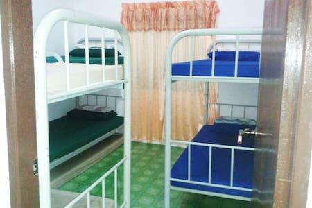 Berkat Guest House - Kuala Lipis - House