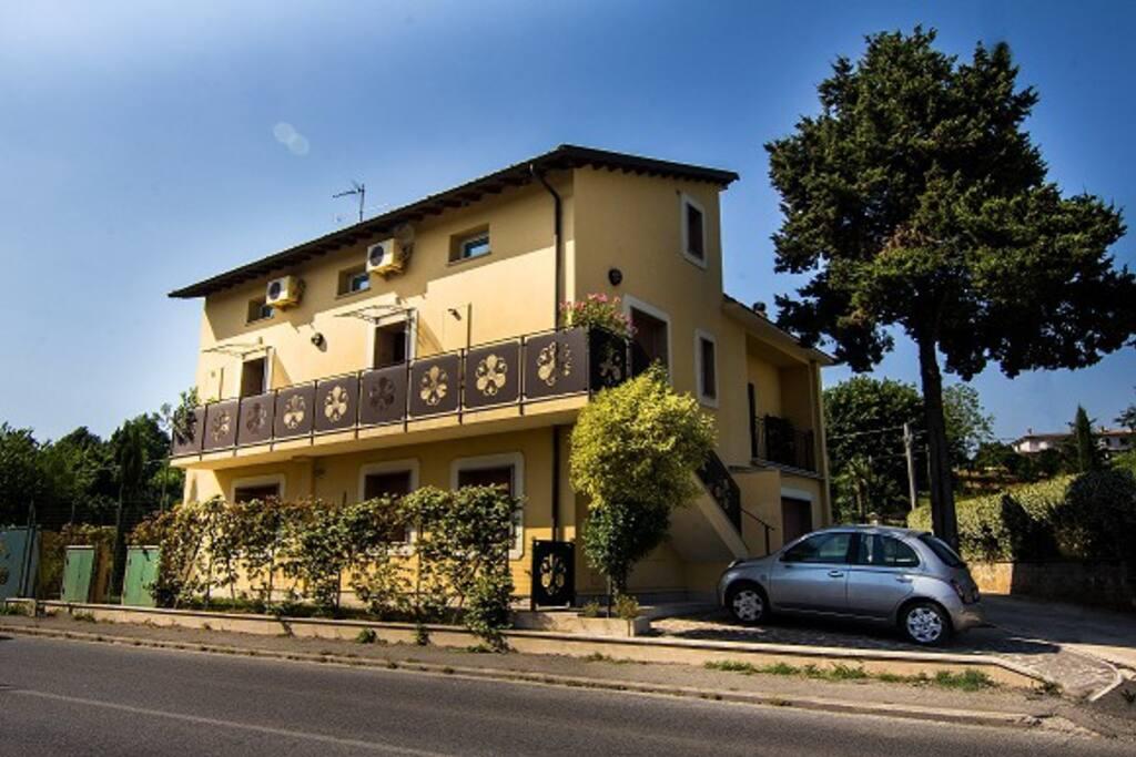 Maison De Vacances Rainbow Appartements 224 Louer 224 Artena Latium Italie