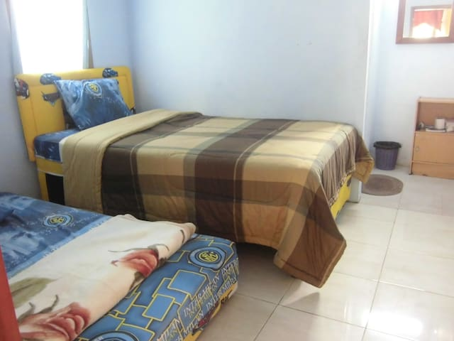 TWINT BED