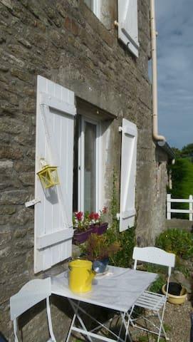 Maison cosy en pierre - Gréville-Hague - House