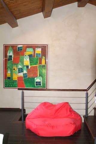 Casa al Castello di Petrignano - Petrignano - Huis