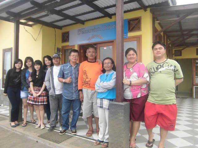 CEMARA Homestay ,Tosari Pasuruan ( Family Room 1 )