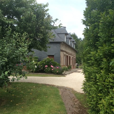 Authentique maison normande. - Eure