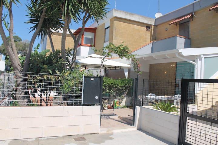 Accogliente casa nel Salento Puglia - San Cataldo - Casa a schiera