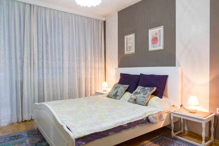 Cosy flat at the heart of Sofia