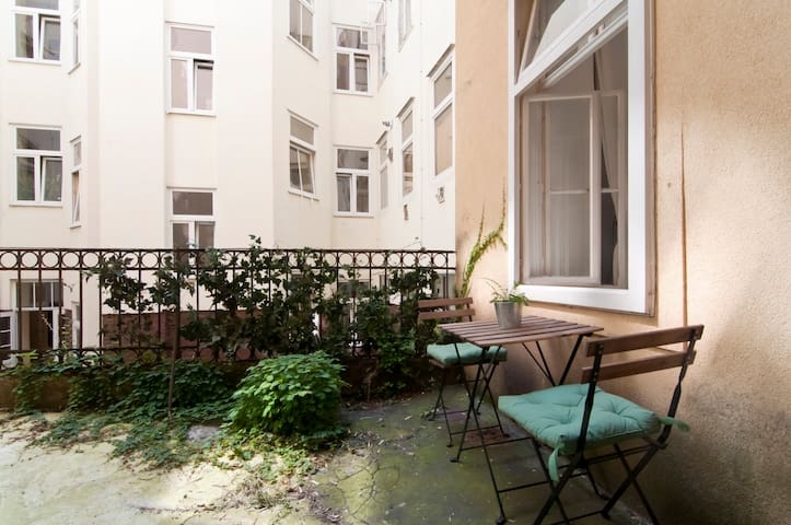 Charming Studio - Vienna - Apartamento