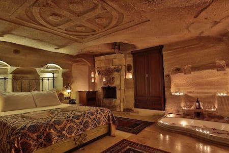 King Cave Suite - Göreme Belediyesi - 住宿加早餐