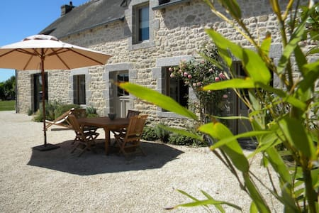 Charming farmhouse in Brittany - Plœuc-sur-Lié - Talo