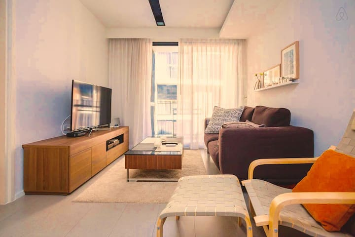 A Home Away From Home in Pleonchit - Lumpini, Pathumwan - Wohnung