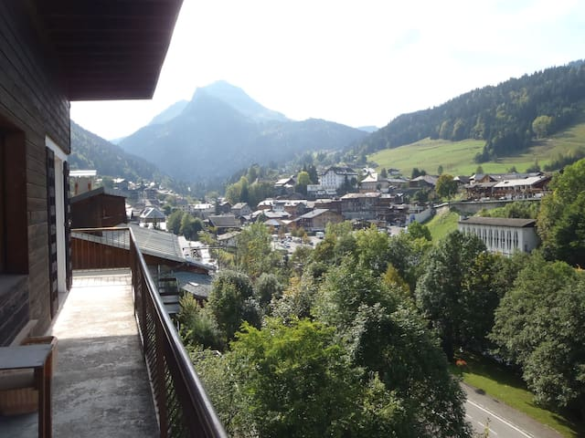 Pigeonnier: Affordable Morzine family summer flat!
