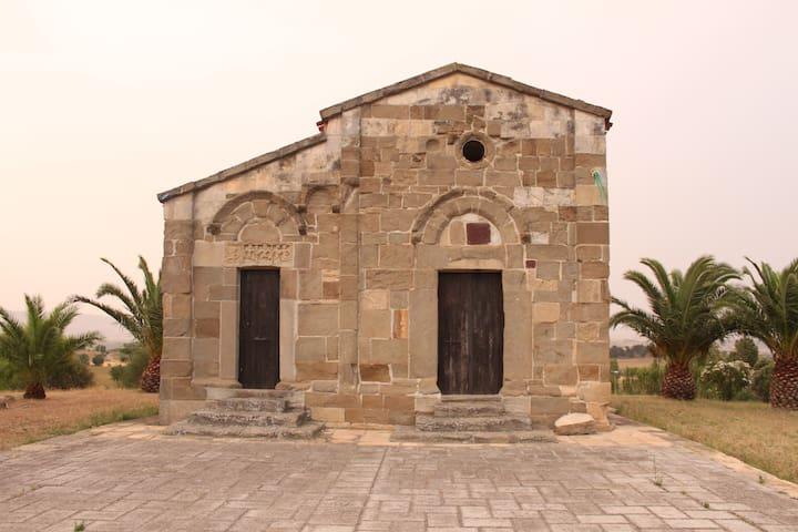 Casa accogliente per viaggiatori - Siddi - House