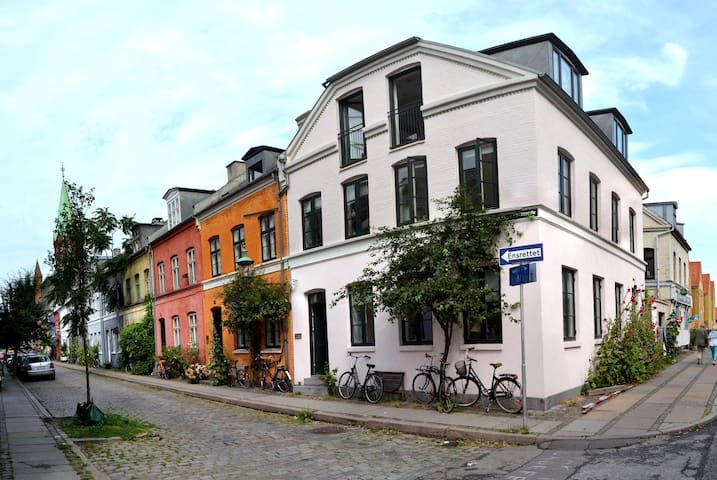 Apartment In Central CPH