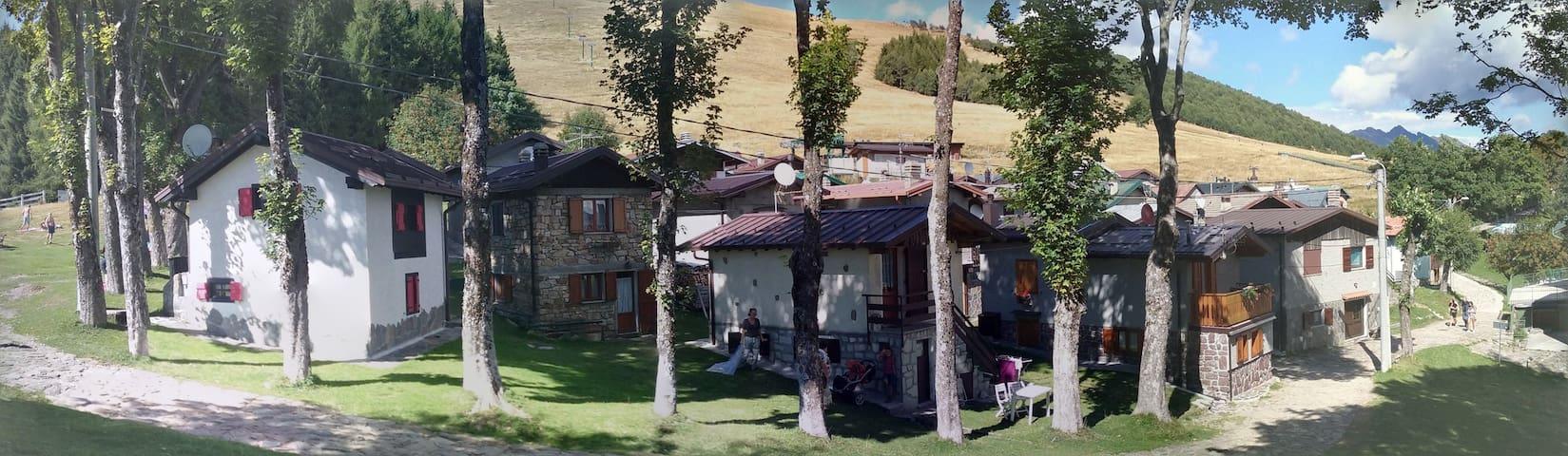 baita in paradiso incontaminato - Giumello - Chalupa