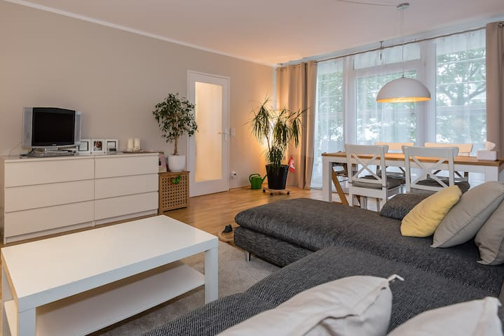 Cosy Apartment / central located / close to U-Bahn