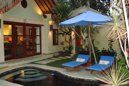 New Private Villa for 2 with Pool - Manggis