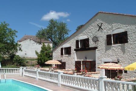 Les Granges - Jonquille - Les Lèves-et-Thoumeyragues - Rumah