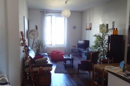 Appartement 67m² proche gare - Grenoble - Huoneisto