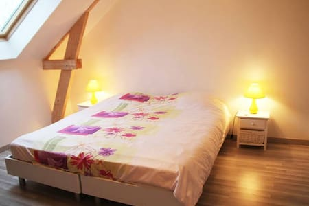 Chambre spacieuse - Bed & Breakfast