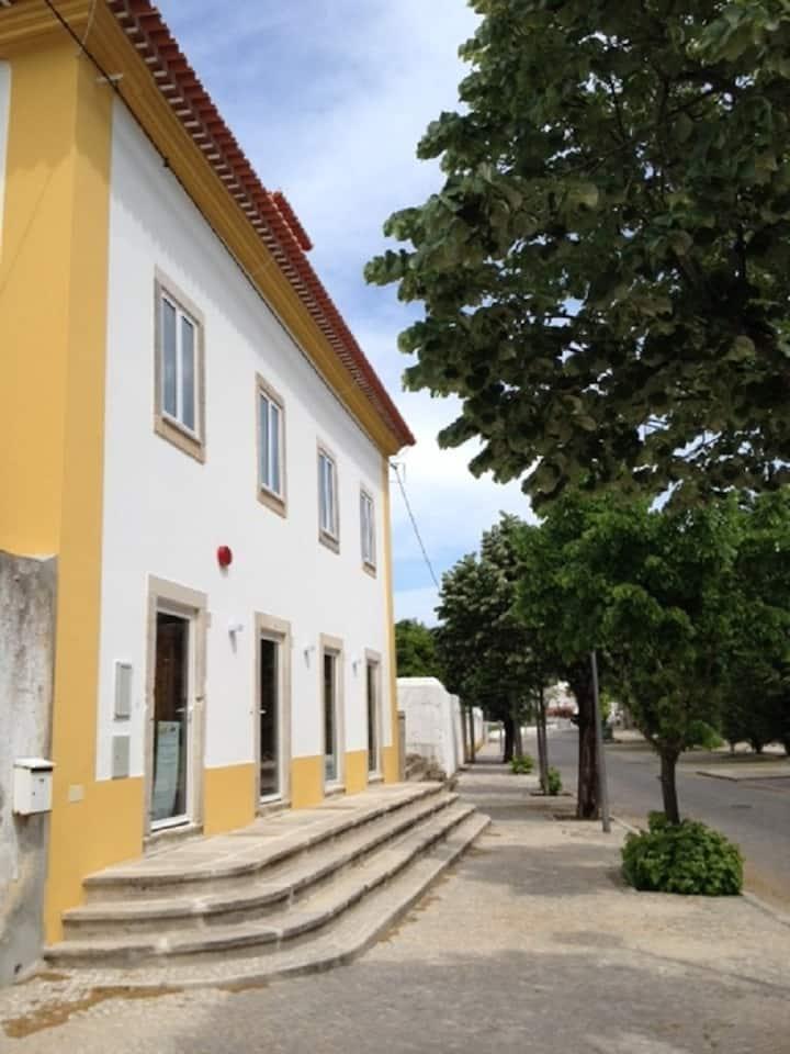 Sonetos do Tejo - Casa de Campo - # 1 vista pátio