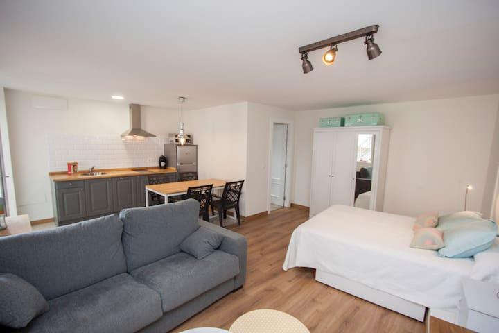 Exclusivo Apartamento estilo nordic/Gris - Valdecilla