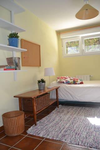 Habitacion tranquila y agradable