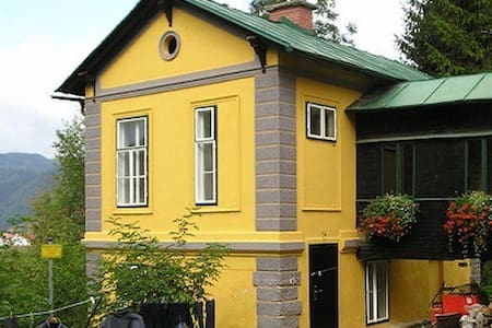 Steiermark  Ferienhaus Krieglach - Ház