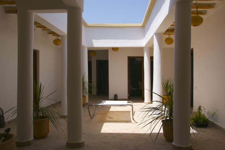 Maison au milieu d'une arganeraie - Taghazout - House