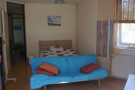 home away from home..room for rent - Groningen - Huis