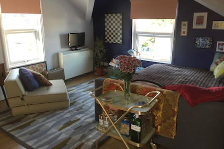 Stylish studio apartment - Maidenhead - Wohnung