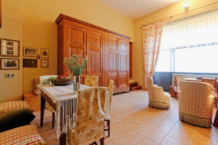 CadiTrau Alloggio piano Giardino - Mosso Santa Maria - Oda + Kahvaltı