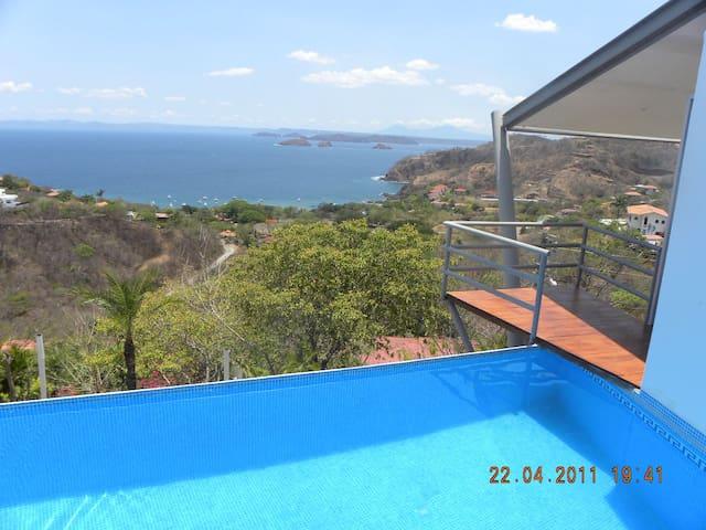 Beauty HousePlaya Ocotal Guanacaste - San Jose - Dům