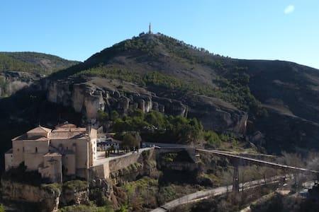 Precioso Apt en palacio de Cuenca - Cuenca
