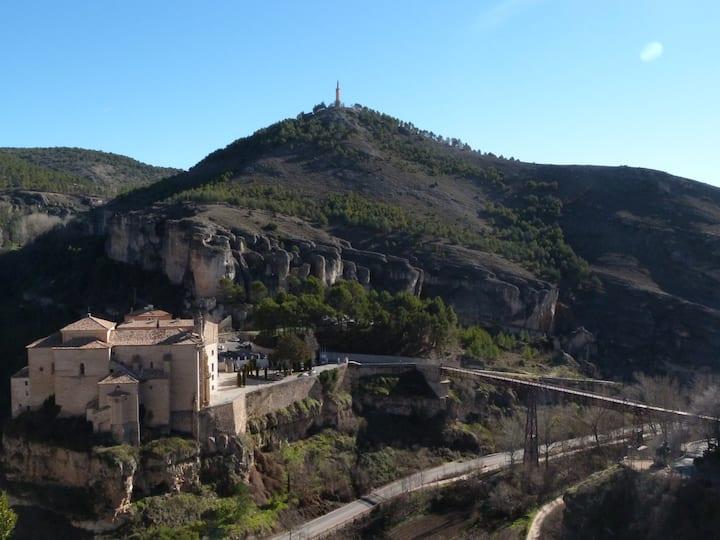 Precioso Apt en palacio de Cuenca