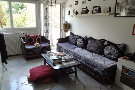 Cosy and nice Flat - 55 m² - Le Pecq - 公寓