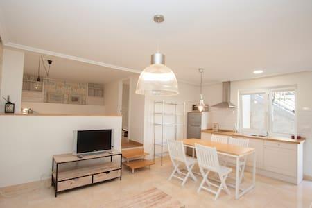 Exclusivo Apartamento estilo nordic/Blanco - Transmiera - 公寓