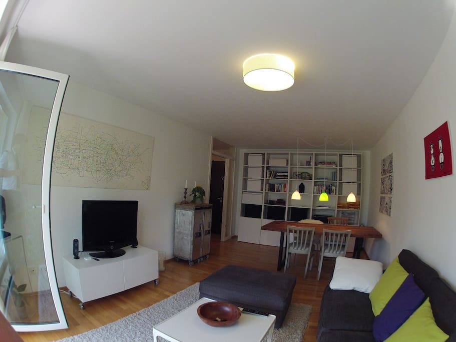 City Appartment Downtown Munich Flats For Rent In