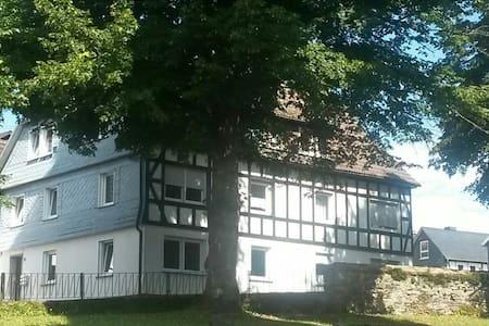 Schöne 3 Zimmer Wohnung nahe Siegen - Freudenberg