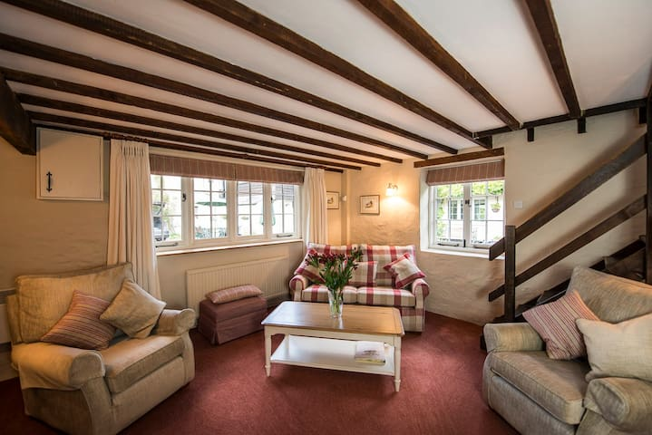 The Pack Horse, Stable Cottage - Allerford - House