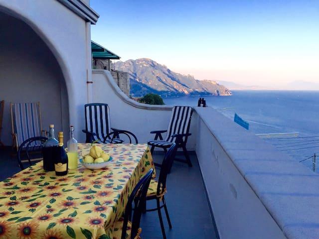 La terrazza su Amalfi - Amalfi - House