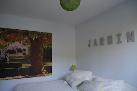 Chambre double Jardin au Carré - Chouzy-sur-Cisse - Bed & Breakfast