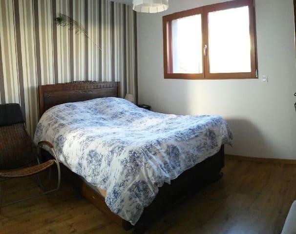 Chambre privée en maison neuve - Thorigné-Fouillard - Casa