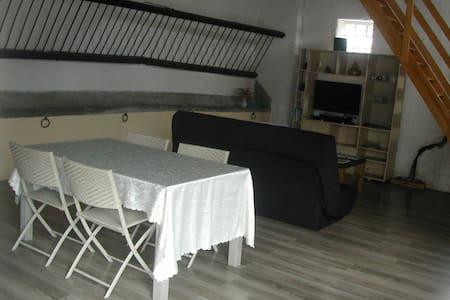 Dépendance rénovée a 5 Mn de Tarbes - Juillan - Rumah