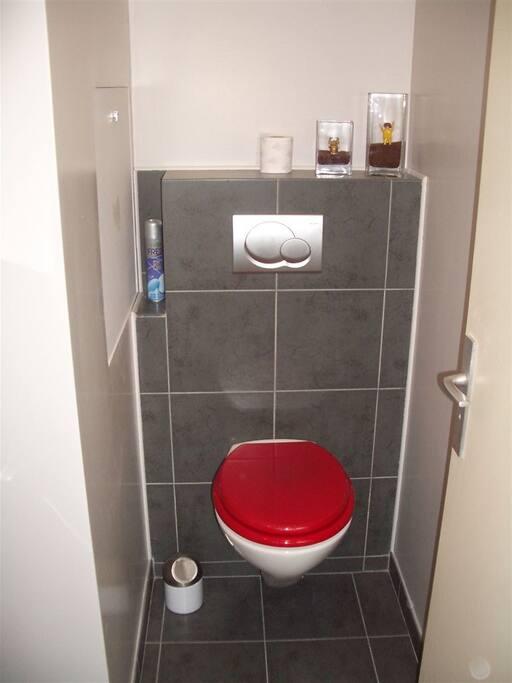 Toilettes/Toilets