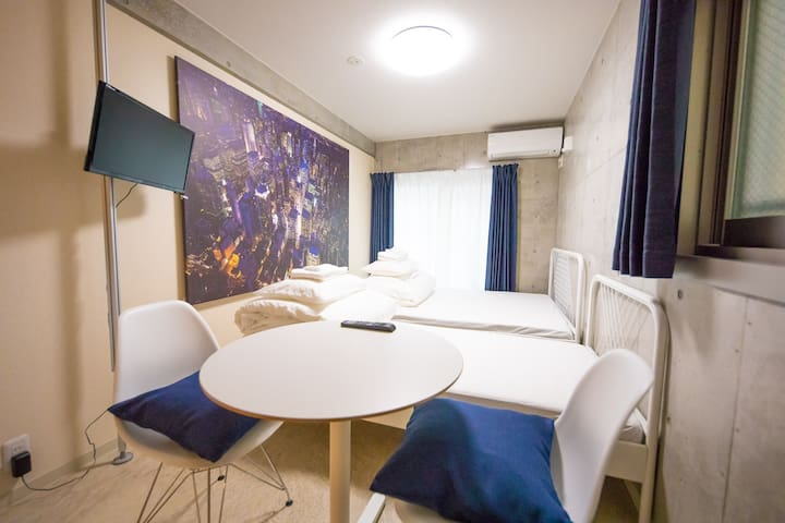 Shinjuku 10 min by train new apartment 101