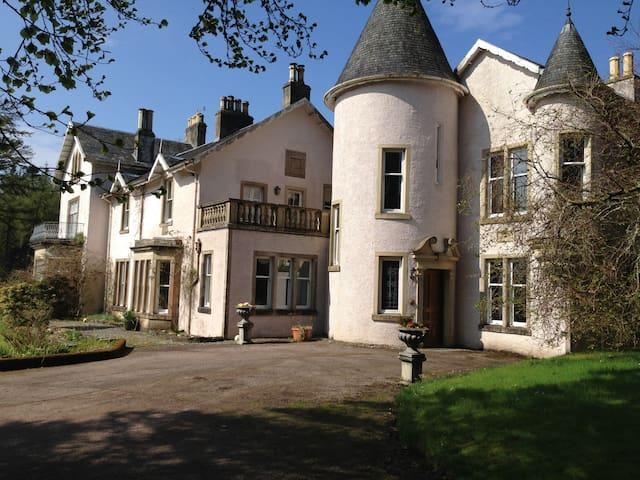 Castleton House - Lochgilphead - Kasteel