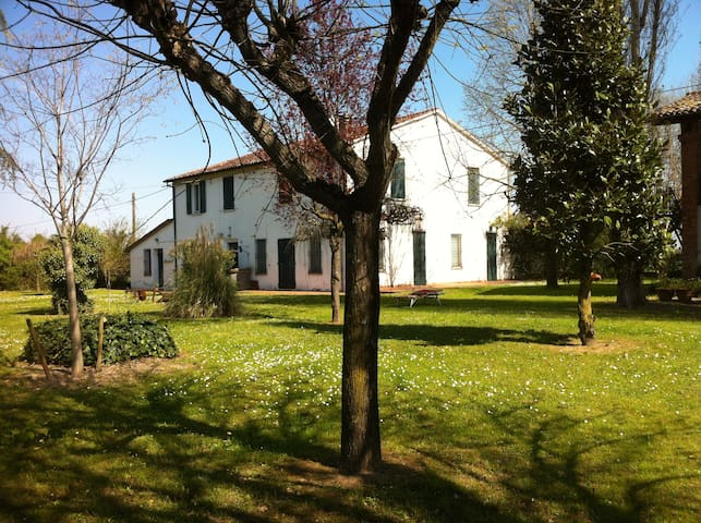 beautiful house in the countryside - Faenza - Huis