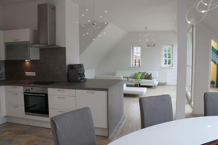 Villa Campana Penthouse 10 - Millstatt - Lejlighed